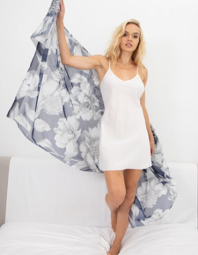 lifestyle pareo in jules w: slip in white