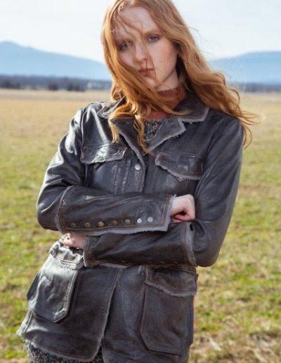 Meryl Spruce Jacket